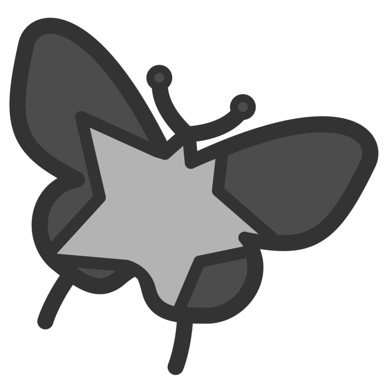 Butterfly,Angle,Symbol
