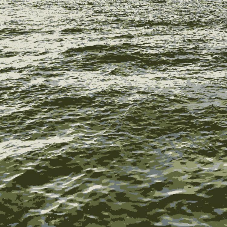 Wind Wave,River,Sky