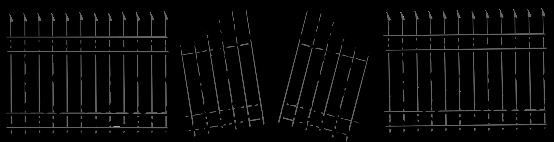 Angle,Fence,Monochrome Photography