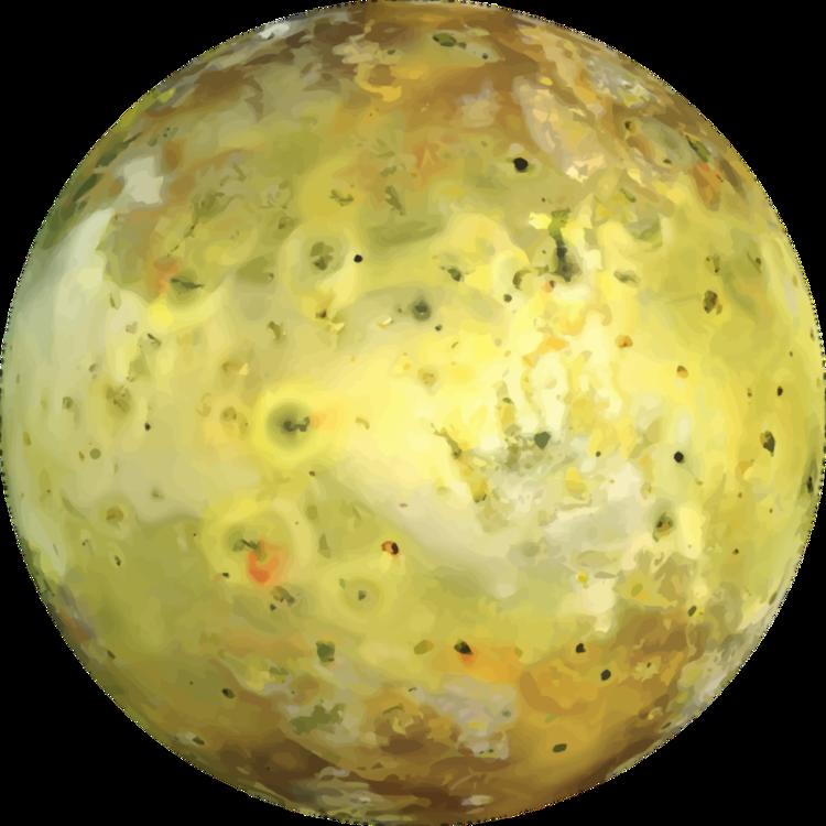 Sphere,Yellow,Moons Of Jupiter