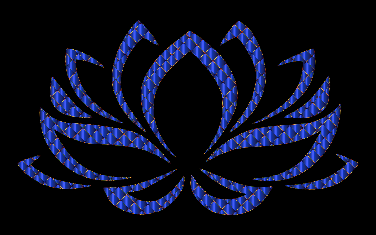Sacred Lotus Wall decal Bumper sticker