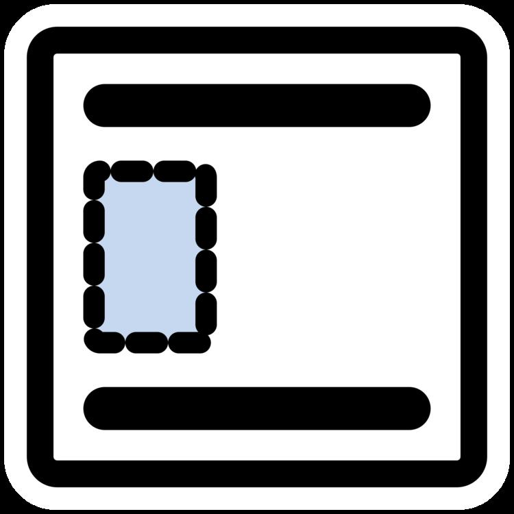 Square,Text,Black
