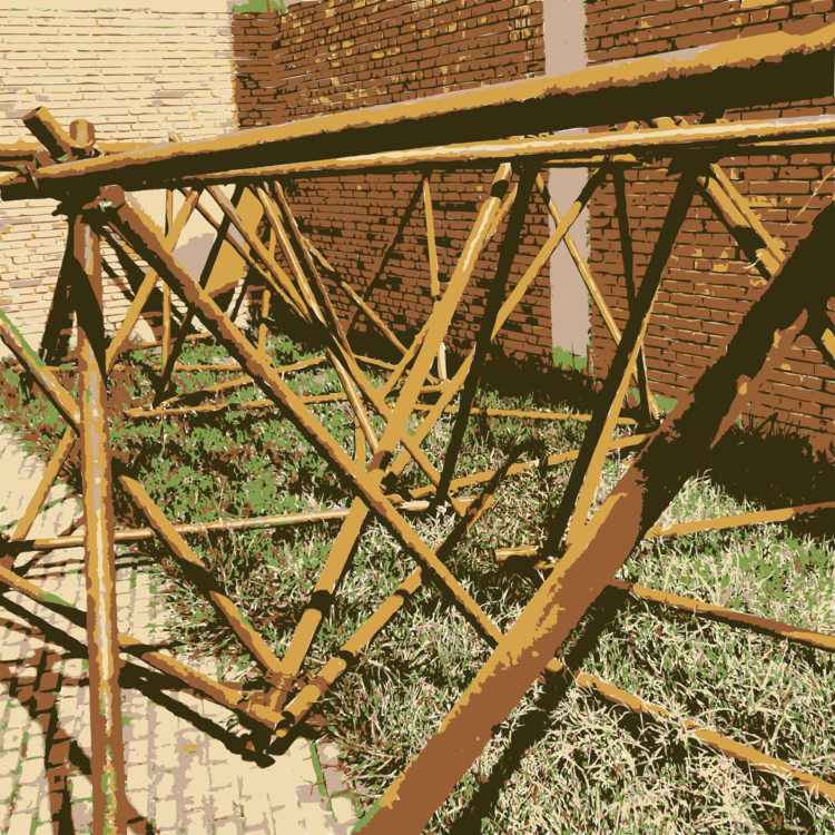 Outdoor Structure,Metal,Iron