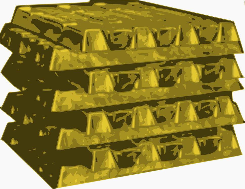 Metal,Rectangle,Yellow