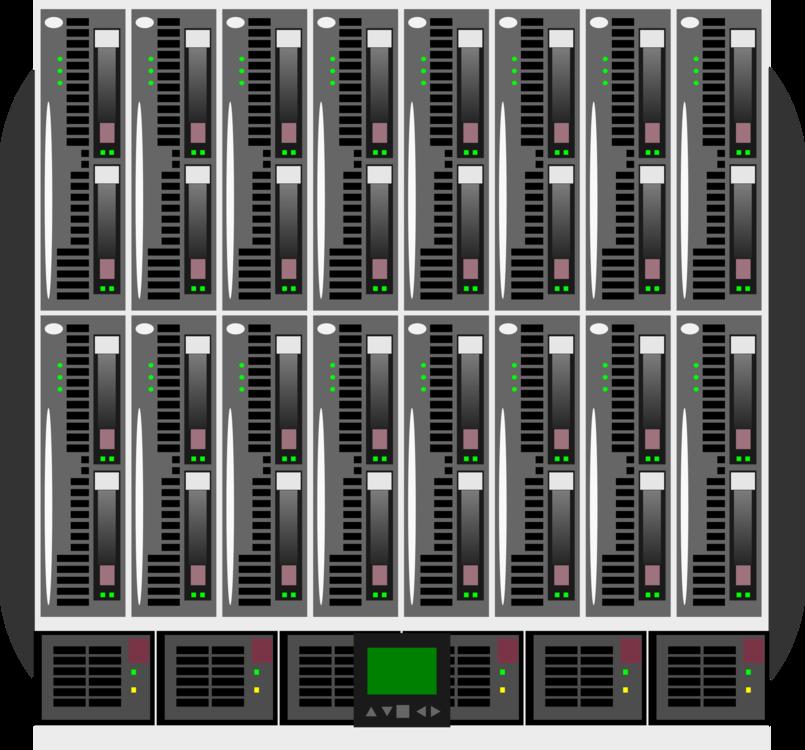 Hpe Blade Server C7000