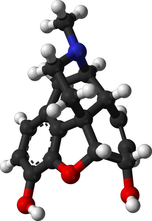 Joint,Morphine,Molecule