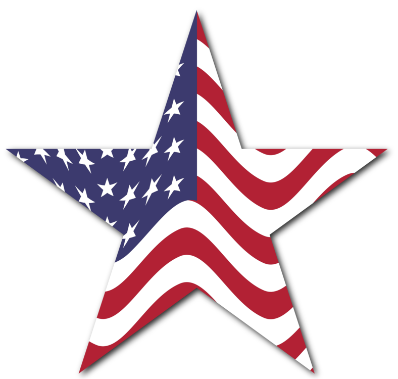 Star,Symmetry,Flag Of The United States