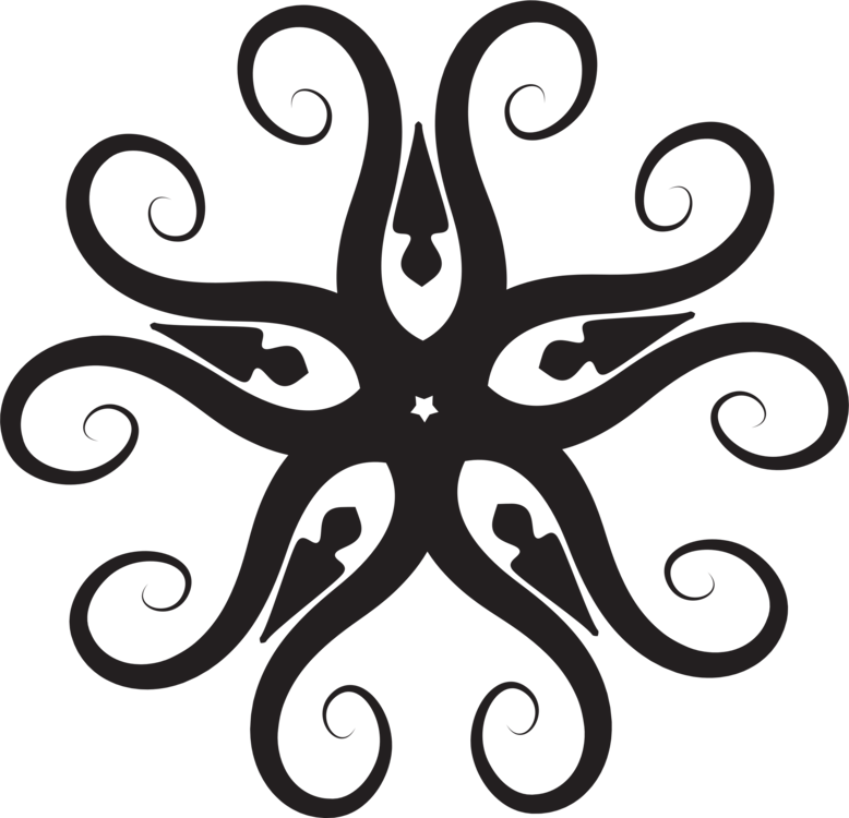 Line Point Geometric shape Flower