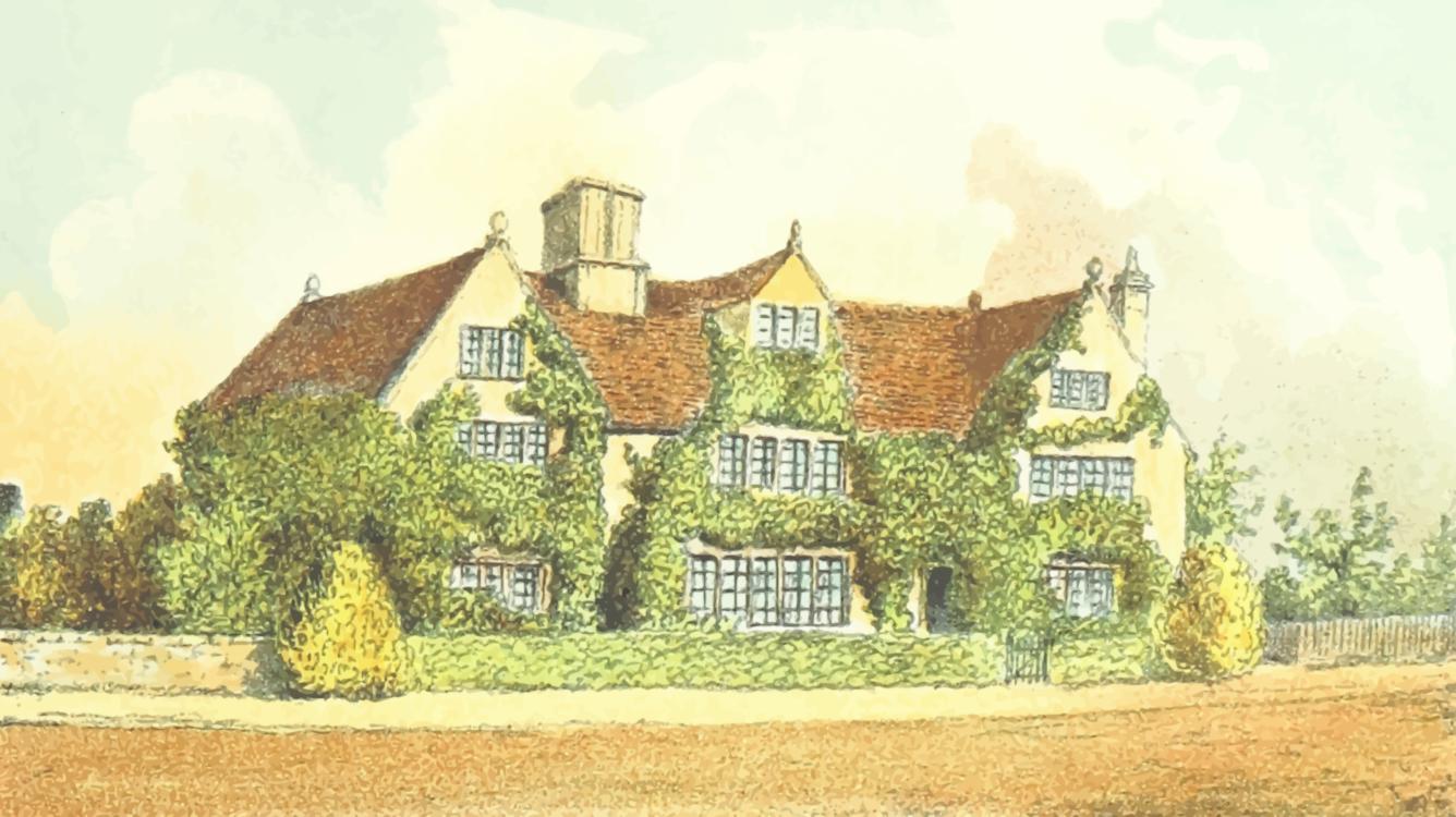Farmhouse,Estate,House