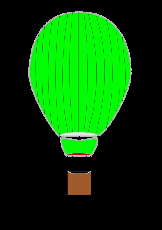 Hot Air Ballooning,Vehicle,Green