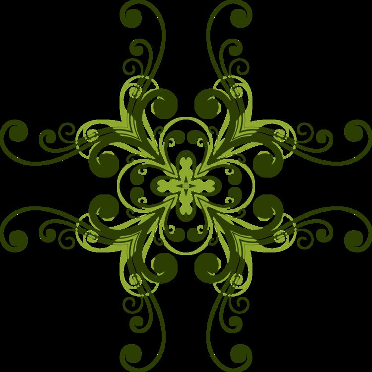 Symmetry,Line Art,Flower