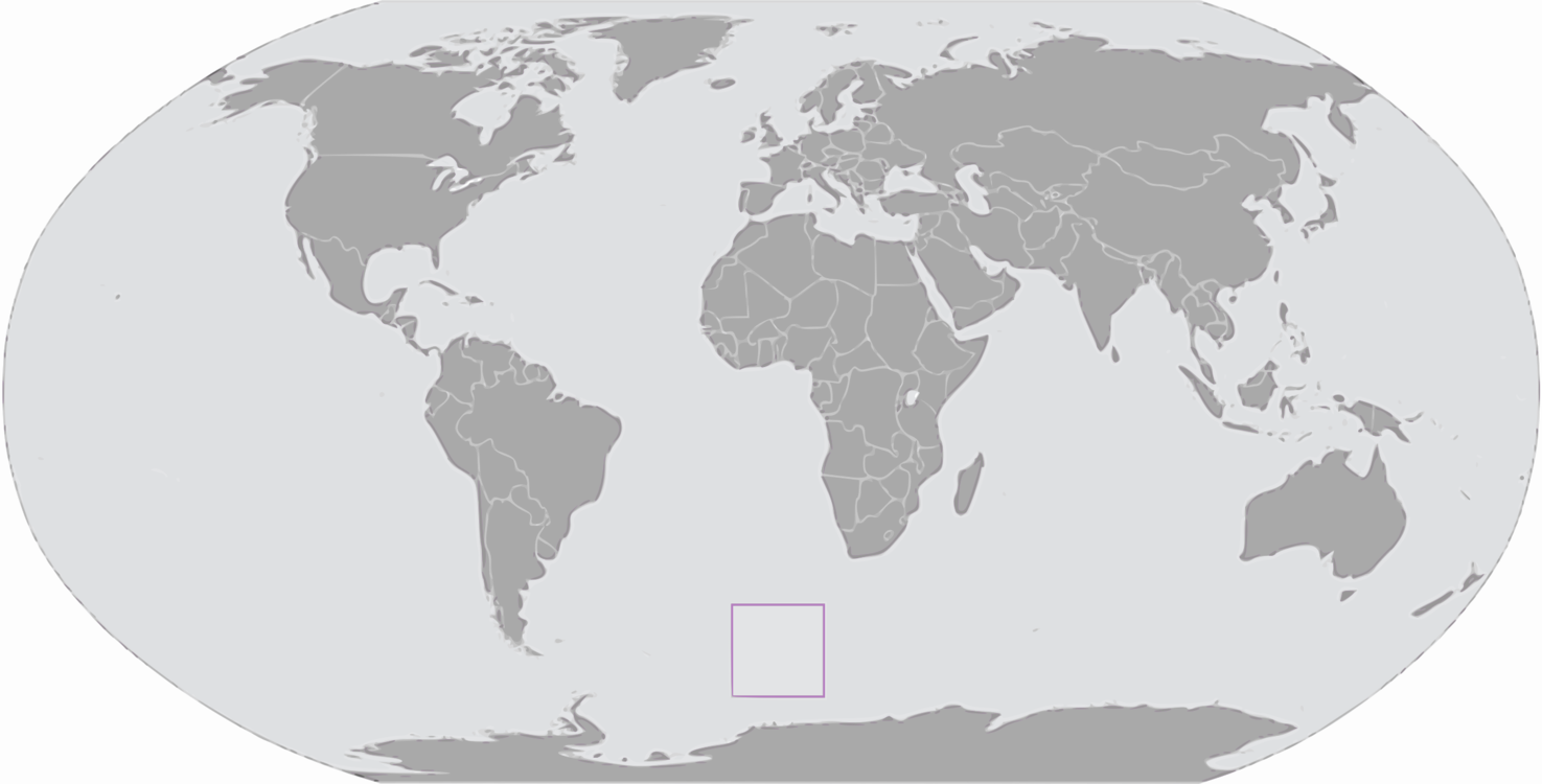 World Map The World Factbook French Southern And Antarctic Lands