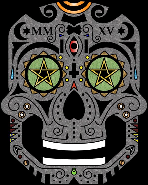 Skull,Headgear,Calavera