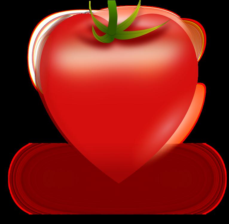 Tomato,Heart,Paprika