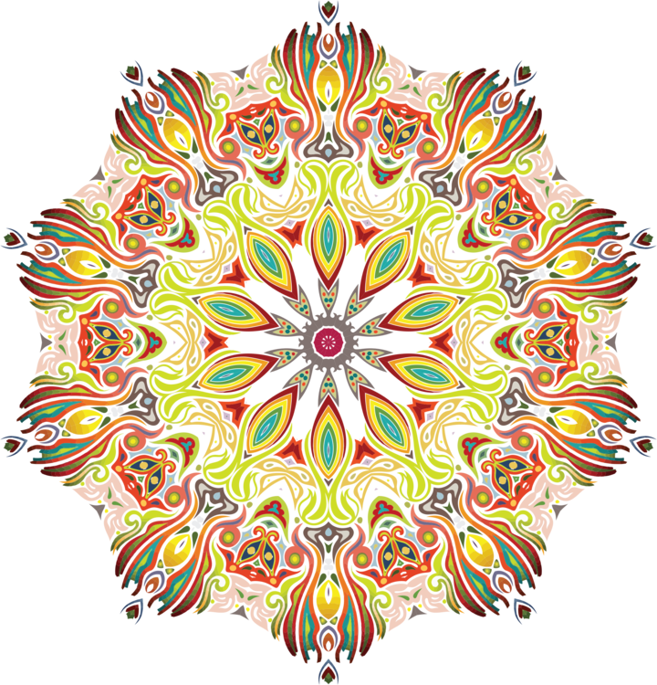 Visual Arts,Flower,Symmetry