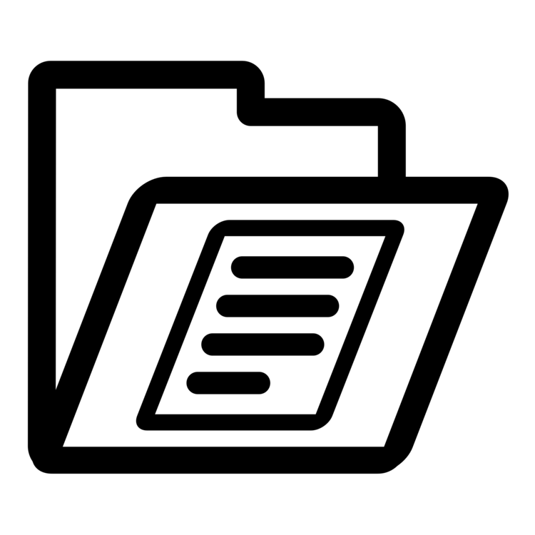 computer icons drawing document directory file folders free