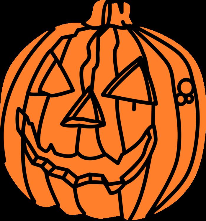 jack o lantern pumpkin carving halloween flyer free commercial