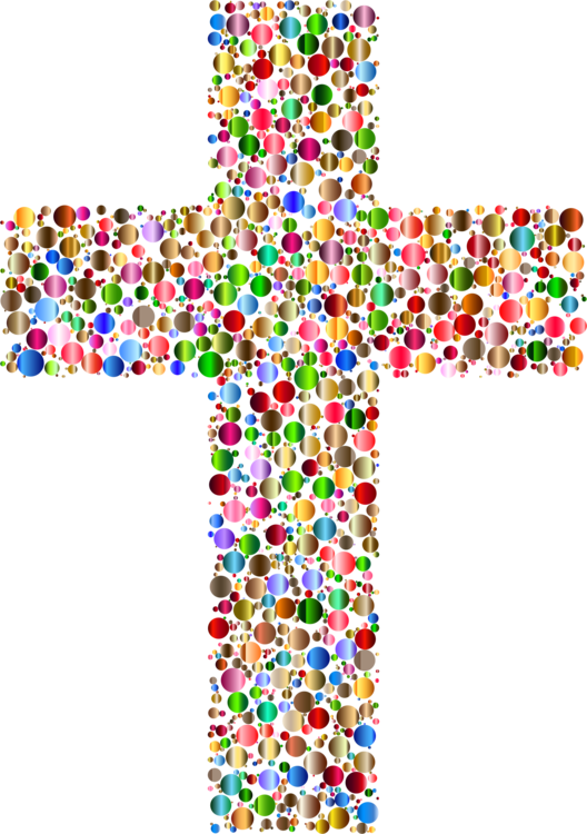 Crucifix Christian Cross Christianity Symbol Free Commercial Clipart