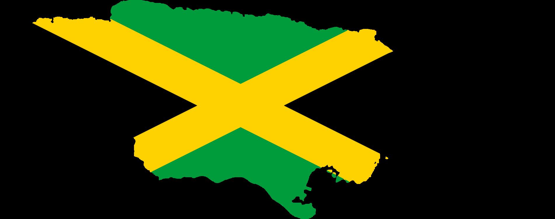 Flag Of Jamaica Map National Flag Free Commercial Clipart Jamaica