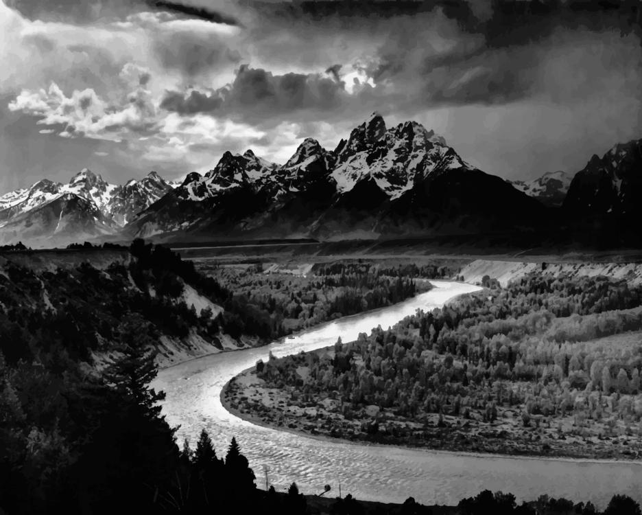 Mountain,Atmosphere,River