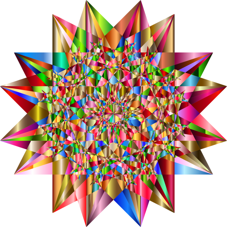 Axial symmetry Line Shape Kite