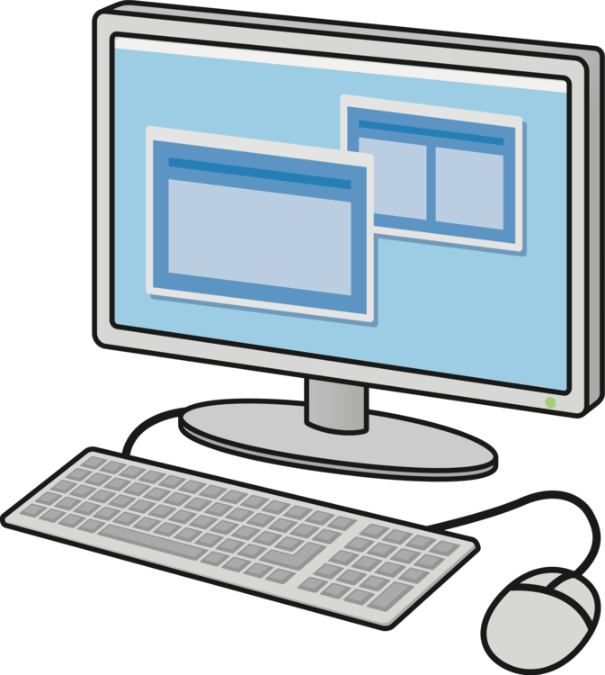 Computer Monitor,Computer,Area