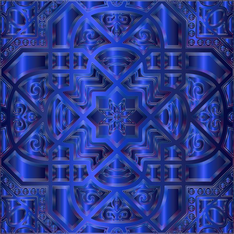 Blue,Electric Blue,Symmetry