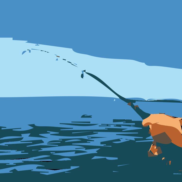 Blue,Marine Mammal,Fish