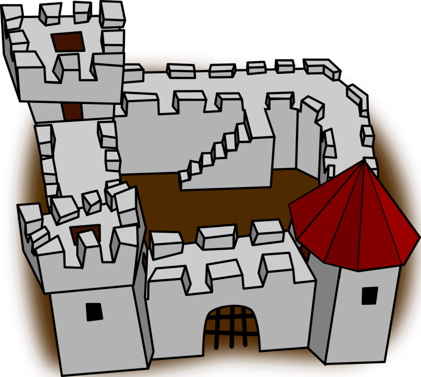 Angle,Cartoon,Castle
