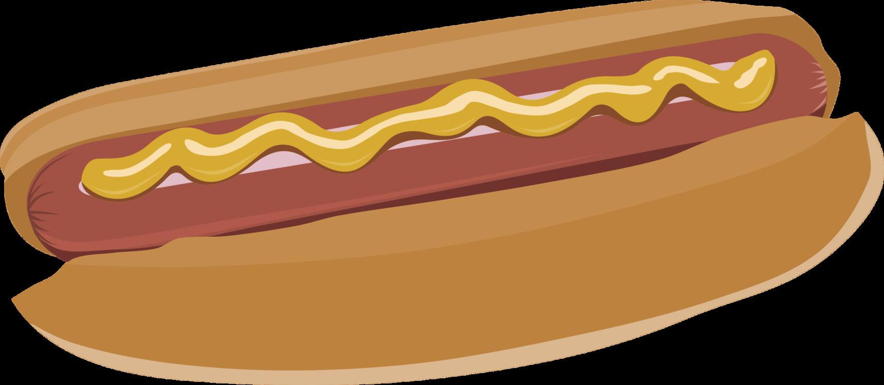 Hot Dog,Finger Food,Hot Dog Bun