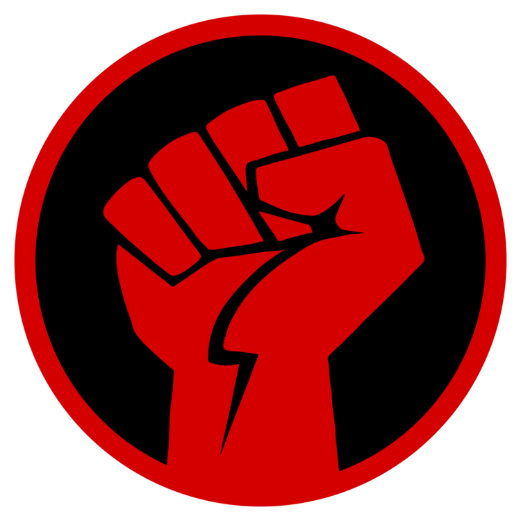 Raised Fist Logo Symbol Computer Icons Free Commercial Clipart