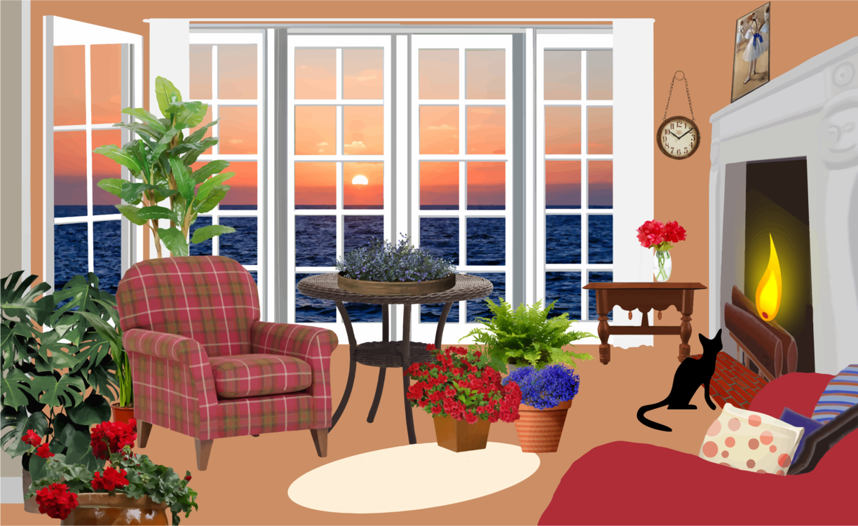 Living Room Interior Design Services Couch Computer Icons Free