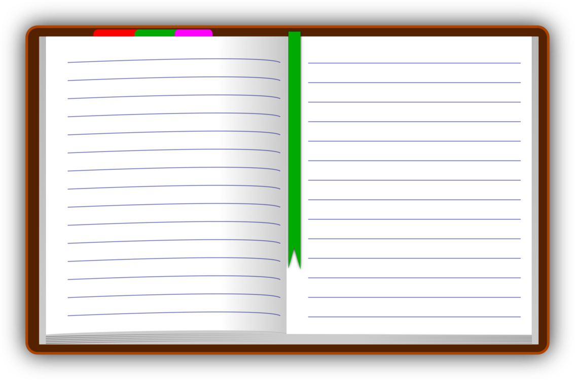 computer icons paper download diary notebook free commercial clipart