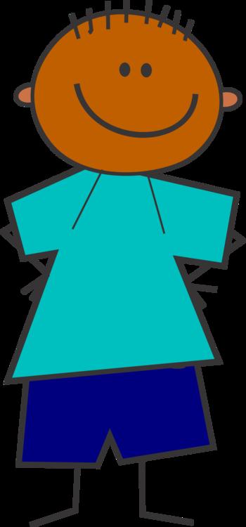 Child Stick figure Drawing Boy Cartoon