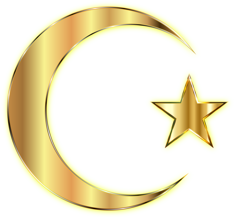 Star And Crescent Moon Computer Icons Free Commercial Clipart