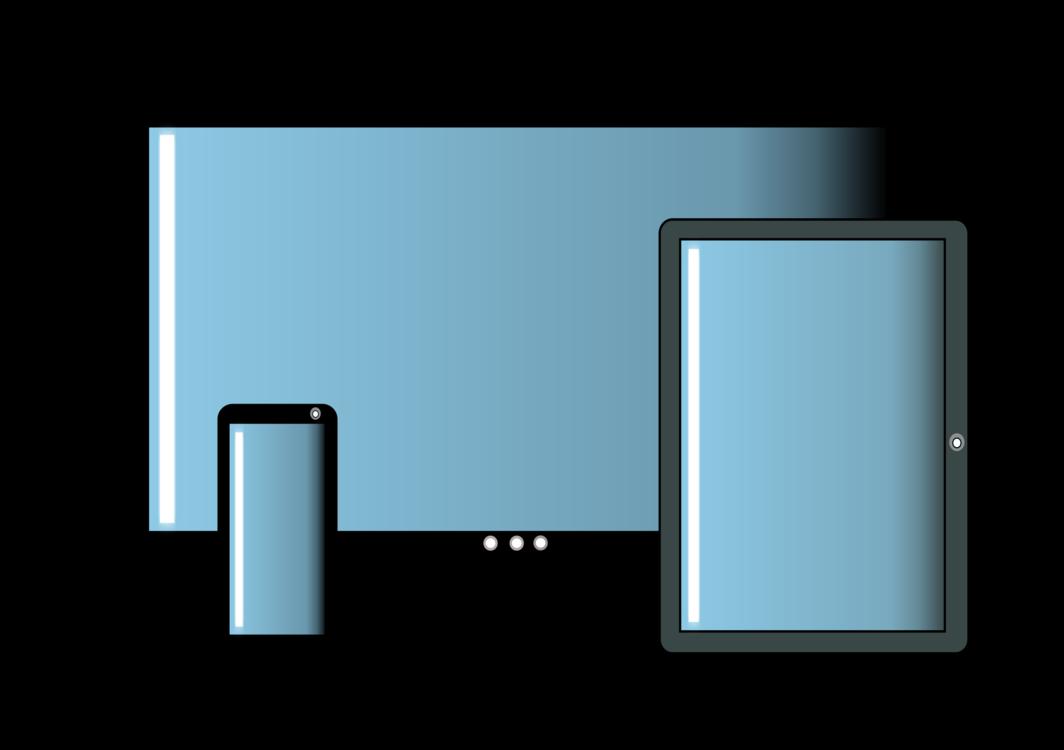 Blue,Computer Monitor,Communication