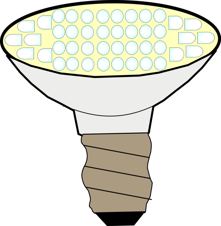 All Photo PNG Clipart Light Emitting Diode LED Lamp Incandescent Bulb Lighting