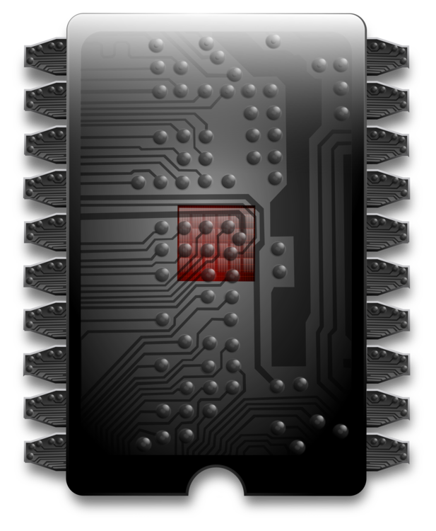 Electronics Electronic Circuit Integrated Circuits Chips