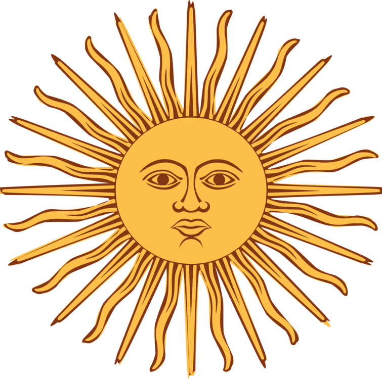 Sun Of May Argentina Flag About Flag Collections