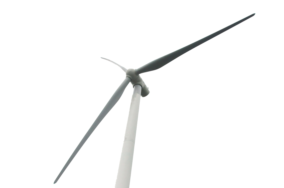 Wind turbine Energy Line