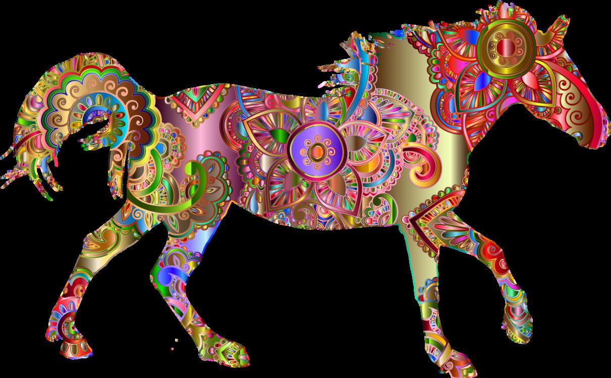 Organism,Horse Like Mammal,Art