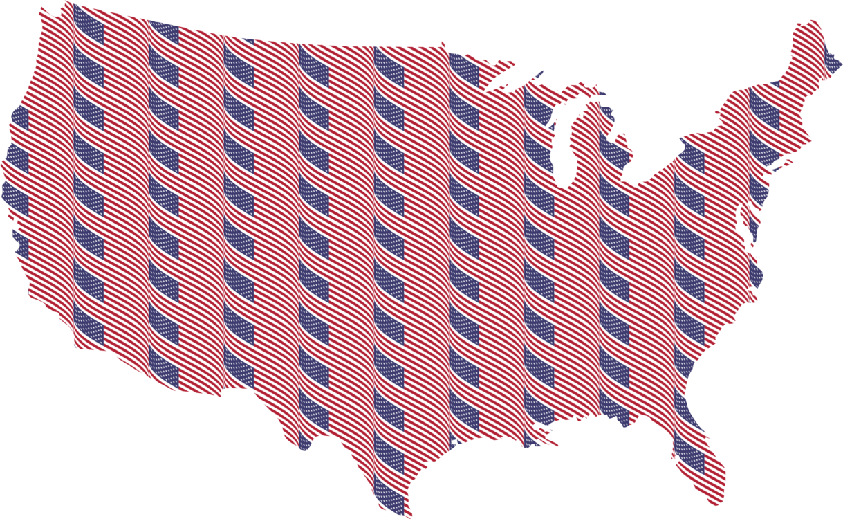United States Of America Topographic Map Elevation Contour Line Free