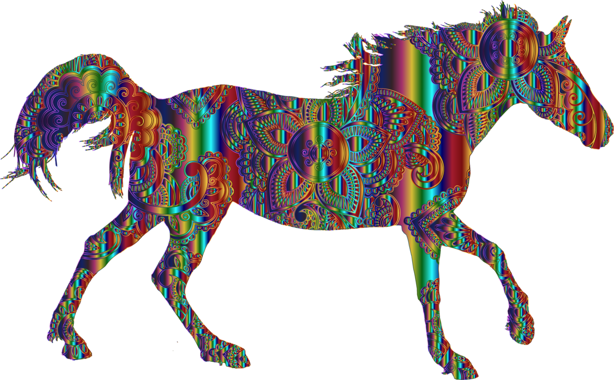 Horse,Art,Pack Animal