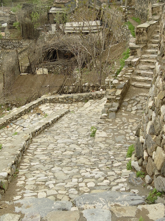 Archaeological Site,Historic Site,Cobblestone