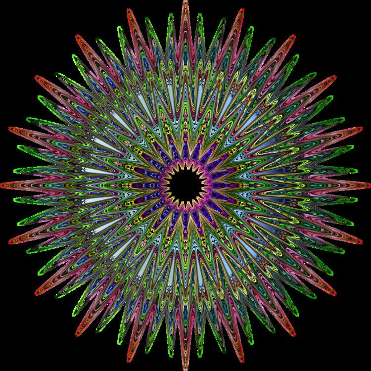Symmetry Line Abstract art Iridium