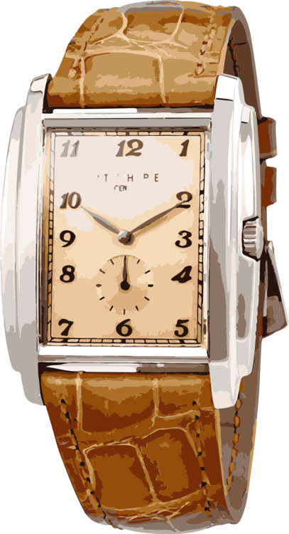 Watch Accessory,Brown,Metal