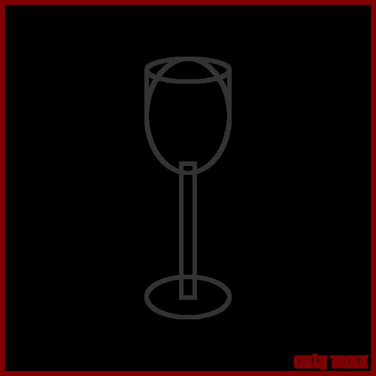 Line Art,Champagne Stemware,Area