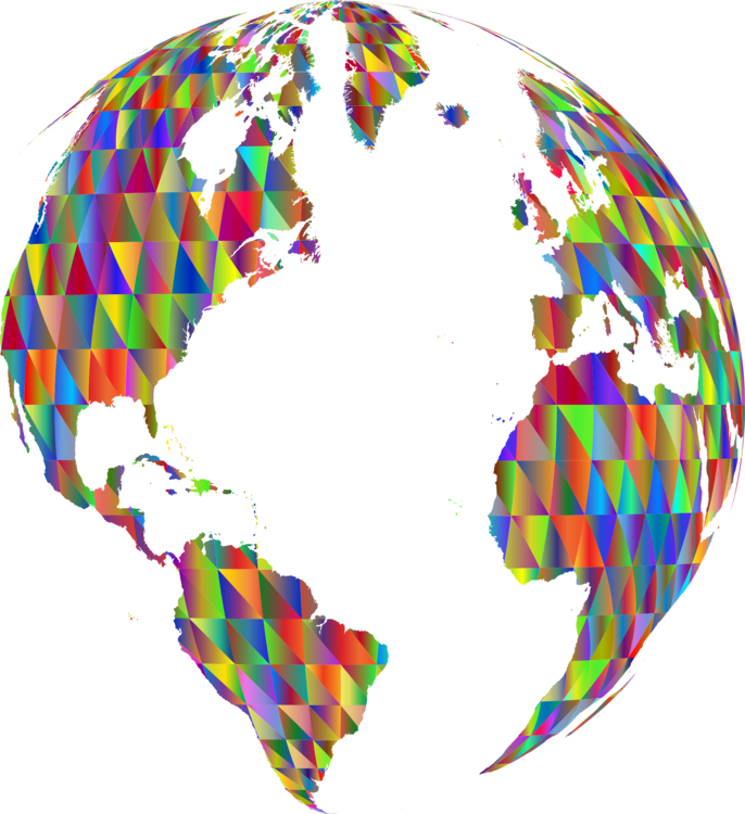 Line,Circle,Globe