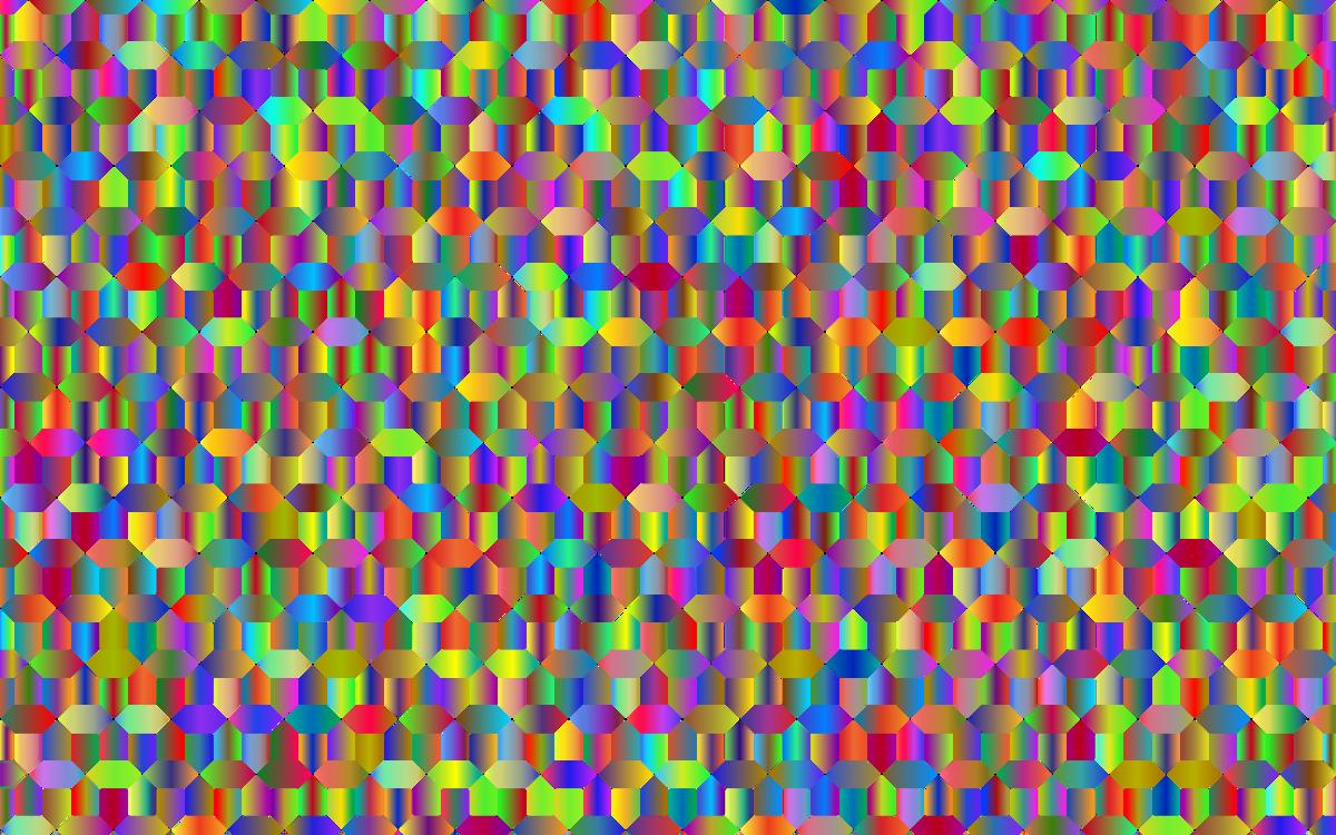 Line Textile Art Point