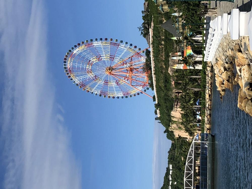 Water Building Tourism Vacation Amusement park